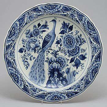 Delftware Patterning