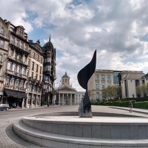 Les 7 statues bruxelloises