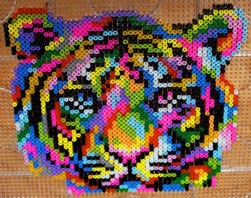 Beady Tiger