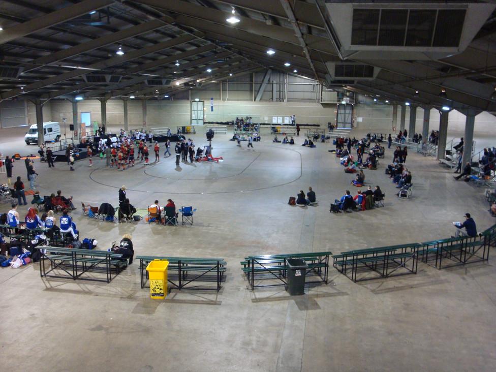 Sporting Event Venue Hire