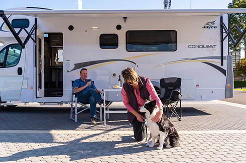 Pet Friendly Caravan Park