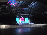 Music Festival Event Space
