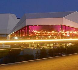 Adelaide Festival Centre Caravan Park