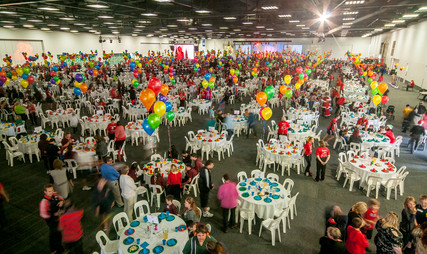 Charity Dinner - Adelaide Showground