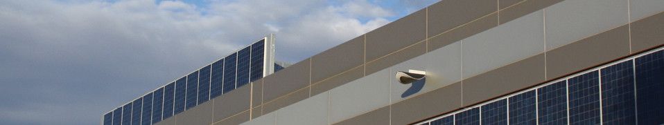 Adelaide Showground Environment Solar Panels