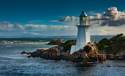 Hell's Gate Lighthouse