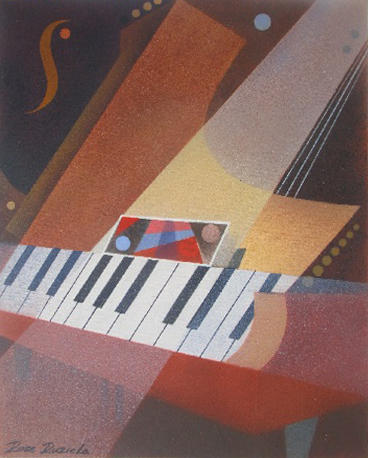 Etude for Piano & Guitar