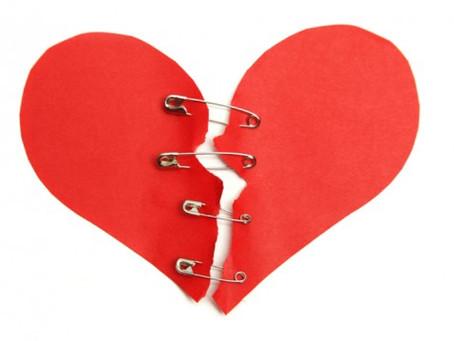 Quantos corações partidos cabem dentro de um coração?