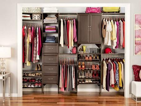 Desapegue-se! Saiba como organizar os ambientes da sua casa com dicas práticas