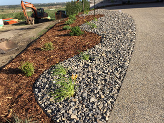 Custom Rock and Mulch