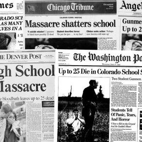 Columbine, Black Metal, and Black Heart Boys' Choir or Why I Wrote about a School Shooting