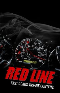 RED LINE: Fast Reads. Insane Content.