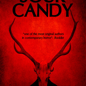 SOUR CANDY by Kealan Burke (Review)
