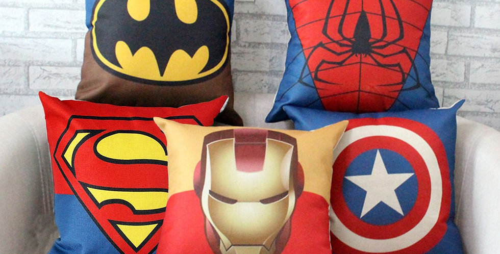 Cushion Covers (Set of 5)