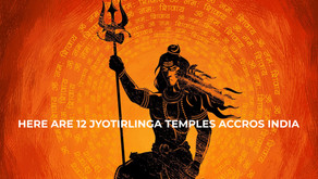 Here Are 12 Jyotirlinga Temples Accros India