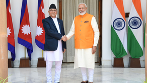 Kalapani dispute between India and Nepal