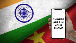 Chinese apps in your phone