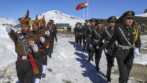 चीन और सीमा विवाद