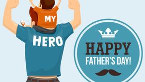 आपके पिता आपके सुपरहीरो।