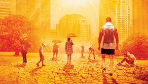 कोरोना महामारी के बीच गर्म हवाओं का कोहराम