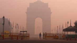 Delhi is the world's most polluted city, Greenpeace study says