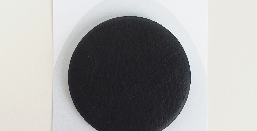 'a part of' Liquorice Leather