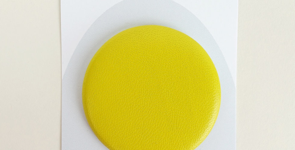 'a part of' Lemon Leather