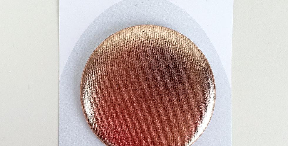 'a part of' Metallic Copper