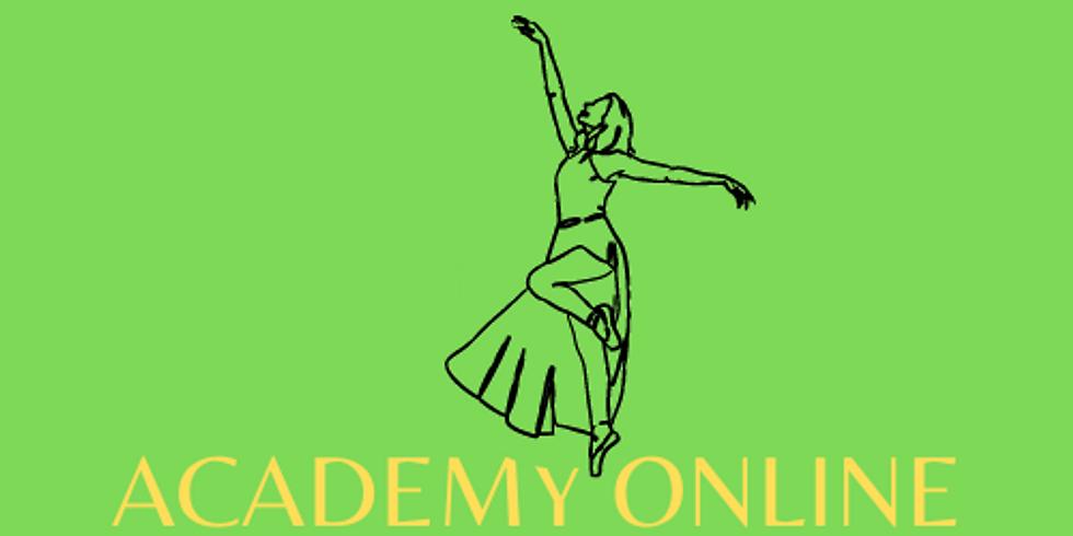 AREA Presents: Academy Online Virtual Performance