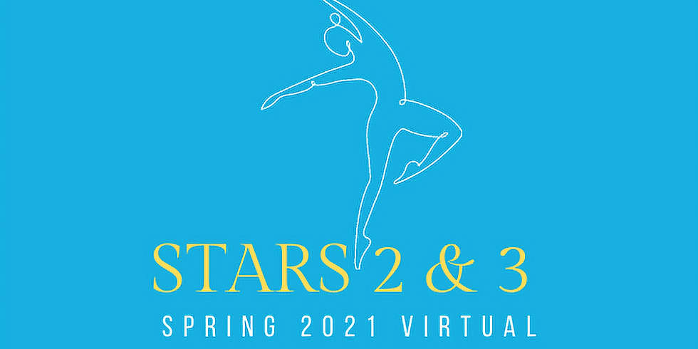 AREA Presents: Stars 2&3 Spring 2021-VIRTUAL