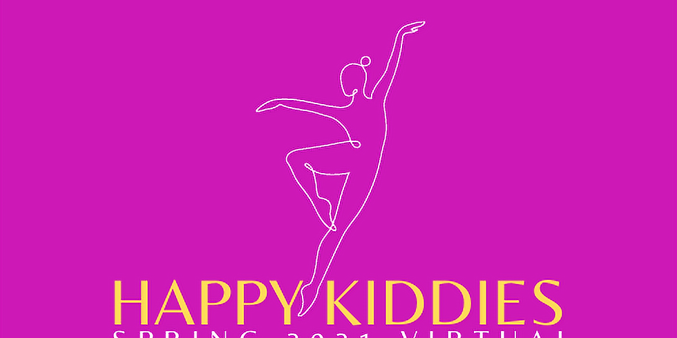 AREA Presents: Happy Kiddies Spring 2021- VIRTUAL