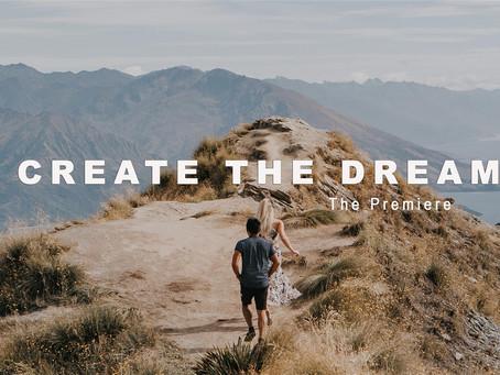 Create The Dream the Premiere Night