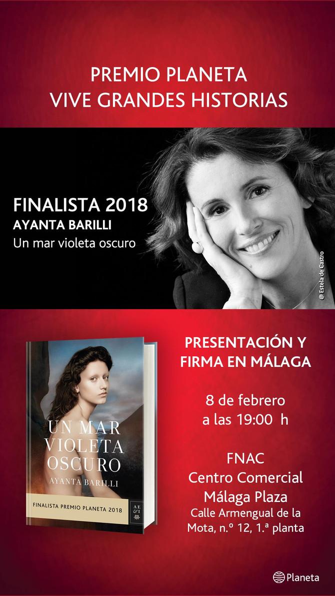 Viernes 8 de febrero - FNAC Málaga