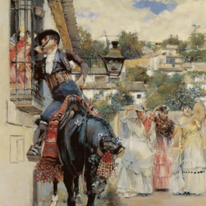 25 ENE - PELANDO LA PAVA: Ciclo de conferencias en el Museo Carmen Thyssen de Málaga