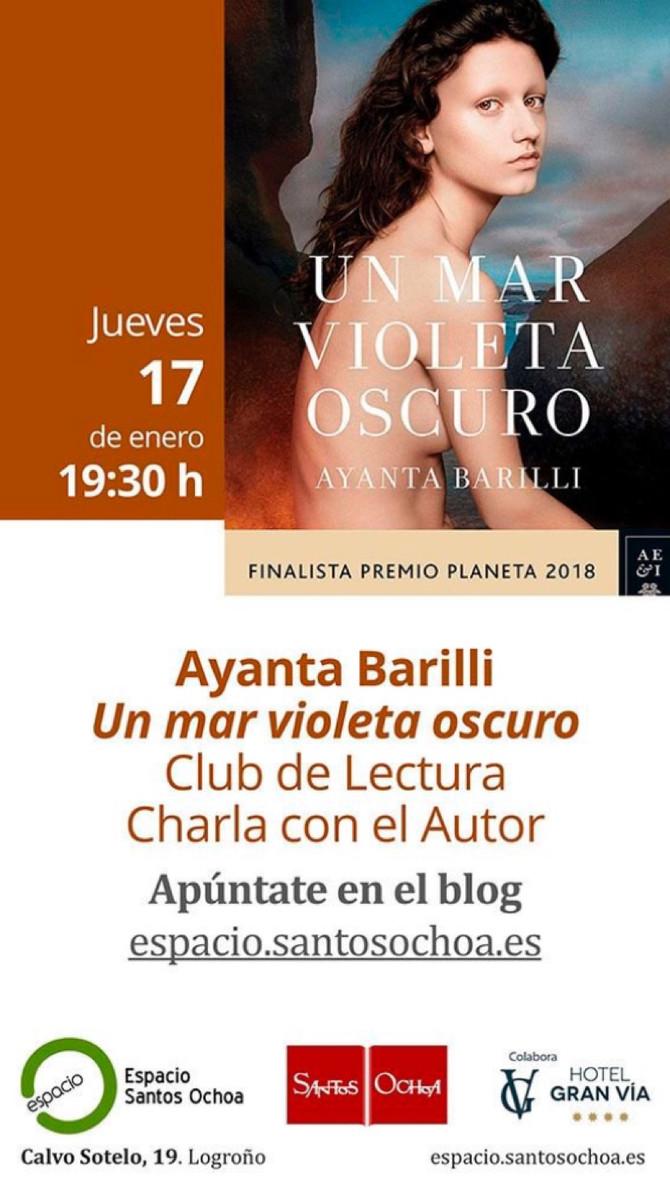 Presentación el librería Santos Ochoa