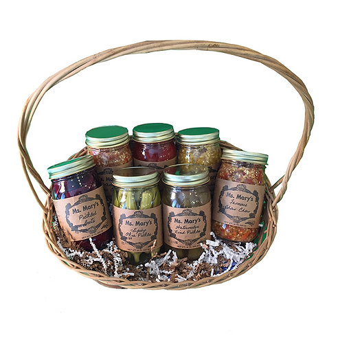 Ms. Mary's Basket