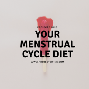 Your Menstrual Cycle Diet