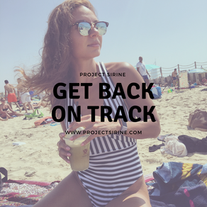 5 Tips To Get Back On Track After Summer