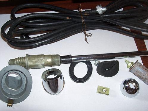 1963-64 Chevrolet Chevy 2 rear dual antenna kit  REAR