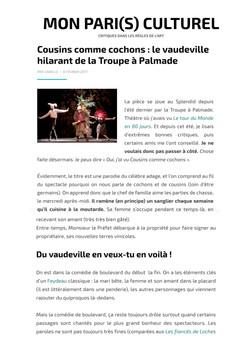 Mon Paris Culturel p1 - 10.02.17