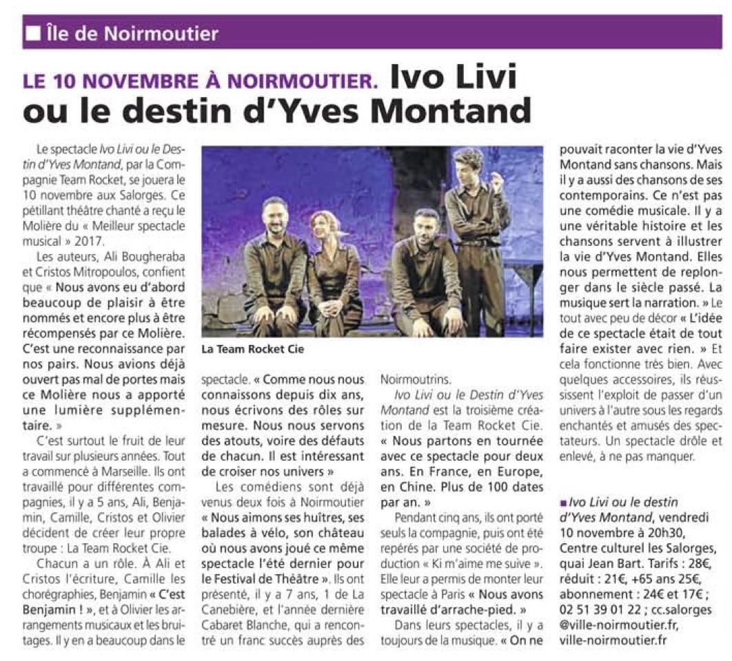 Courrier Vendéen 02.11.17