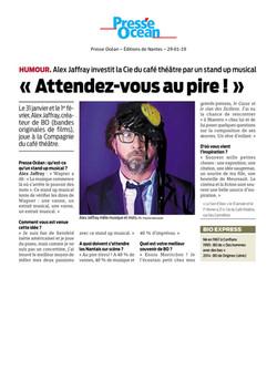 Presse Océan 29.01.19