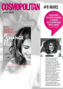 Cosmopolitan mars 2016