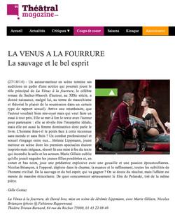 Théâtral Magazine.fr 27.10.14