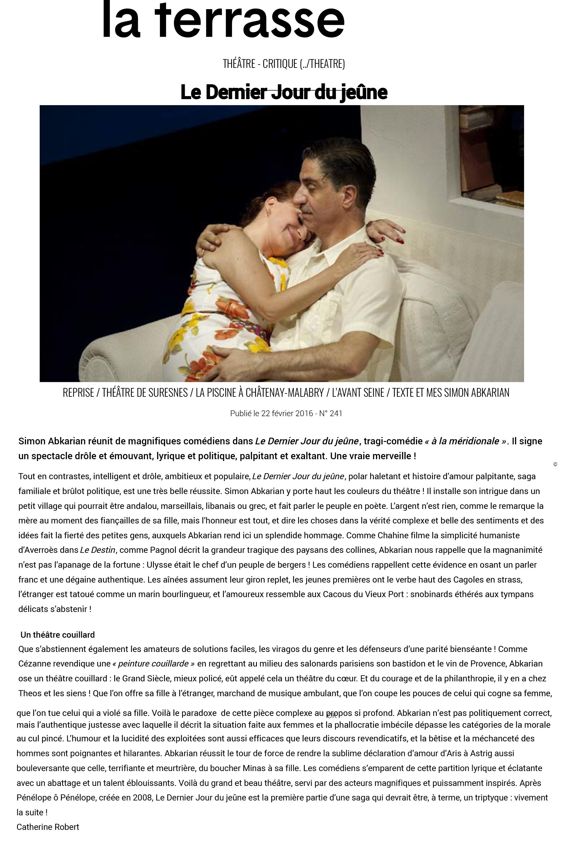 Le_Dernier_Jour_du_jeûne_-_Théâtre___Critique_-_Journal_La_Terrasse