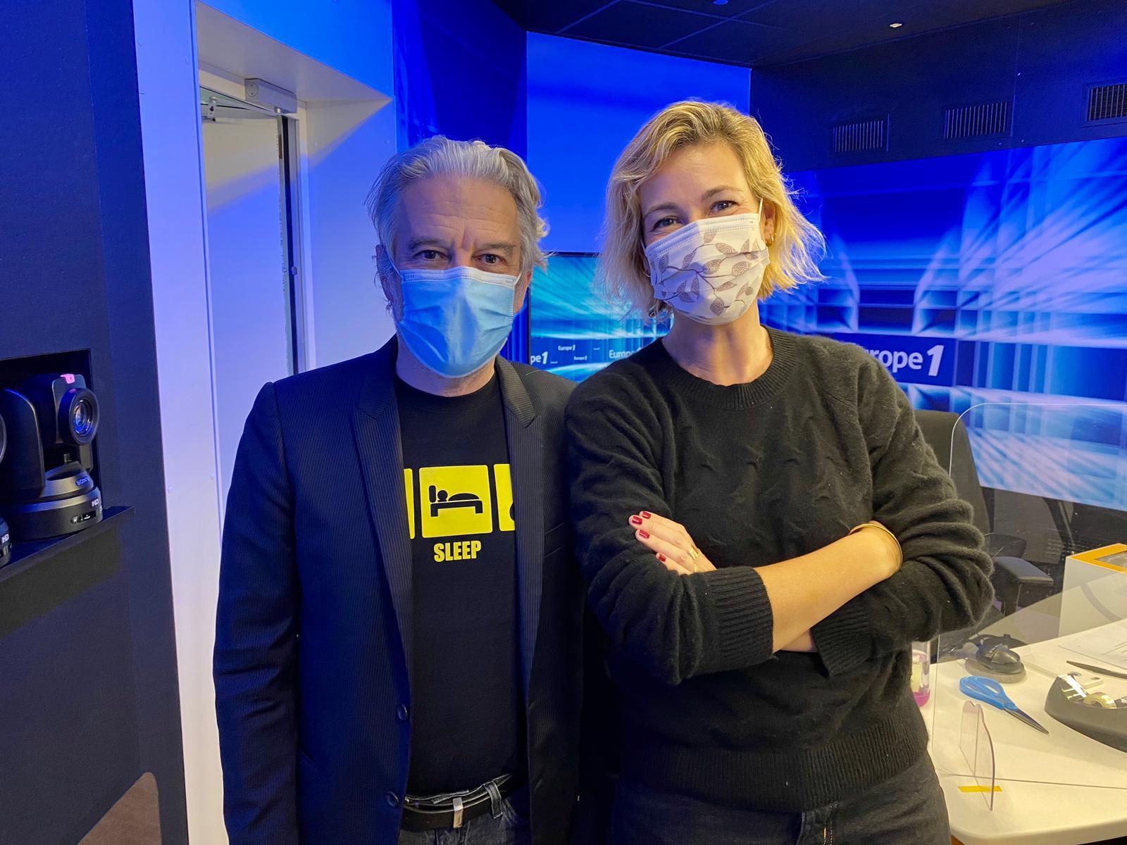 Avec Philippe Vandel - Europe 1 - 01.10.20