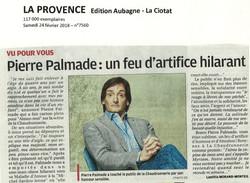 La Provence La Ciotat 24.02.18