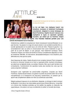 Attitude luxe blog 30.08.18