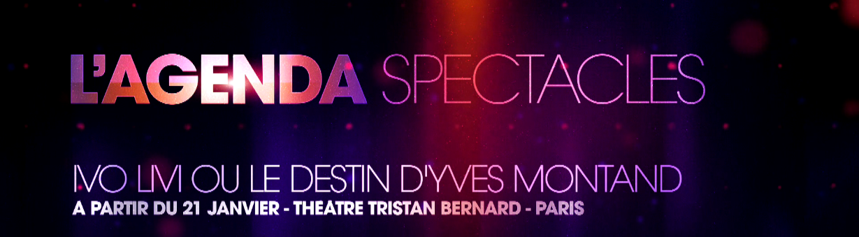 Agenda Spectacles TF1 - 09.01.17