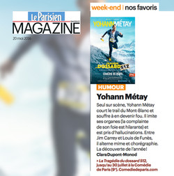 Le Parisien Magazine 20.05.16